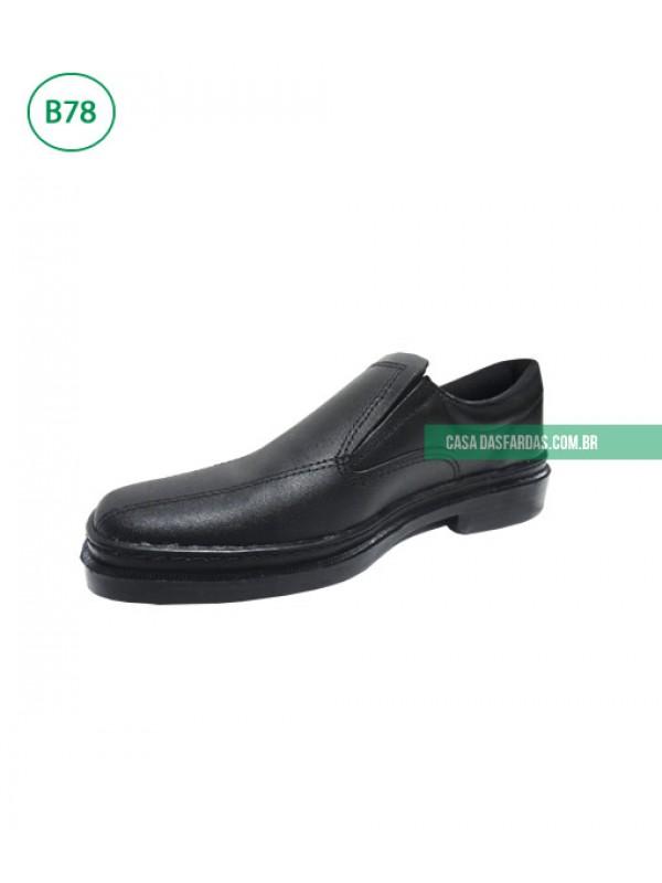 Sapato masculino mocassim
