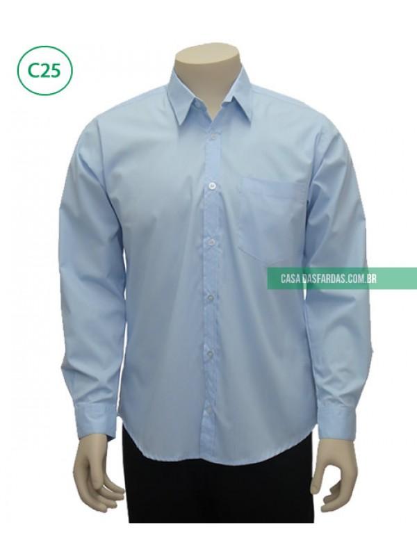 Camisa cedrofil mg longa