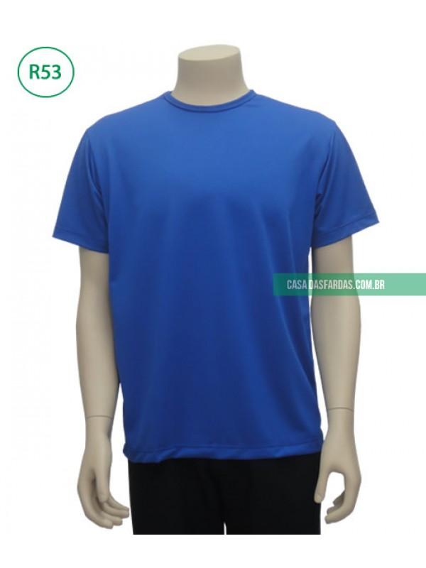 Camisa malha dry