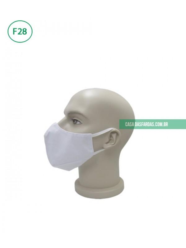 Máscara antivírus